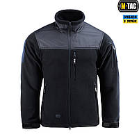 Куртка M-TAC Alpha Microfleece Gen.II dark navy blue L, фото 1