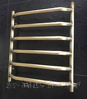 Бронзовый полотенцесушитель 700*600 Ольха 06П АЗОЦМ, фото 1