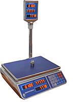 Весы торговые электронные Днепровес F902H-15EL (EC)