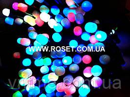 Новогодняя гирлянда 50 ламп multi 5 метров
