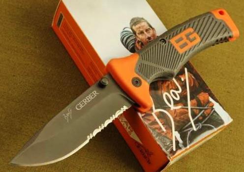 Нож складной Gerber Bear Grylls Scout реплика