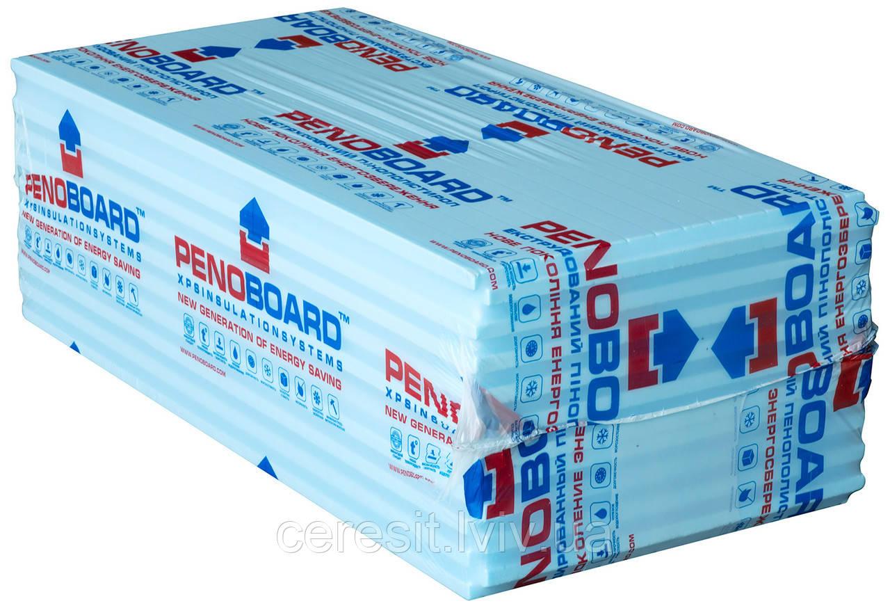 Екструдований пінополістирол Penoboard  2см   Група горючості Г1