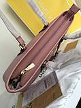 Сумка Майкл Корс Jet Set Travel шкіра, колір пудра, фото 8