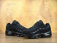 Женские кроссовки в стиле NIKE Air Max 95 черные