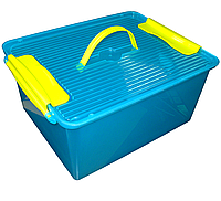 Ящик для хранения SYSTEM  HANDY BOX BranQ  15 л