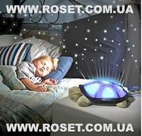 Черепаха проектор звездное небо Nighttime с музыкой и Usb адаптером Turtle constellation с музыкой (разные)