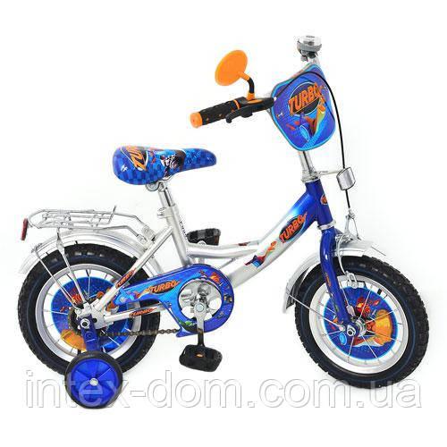 """Велосипед Profi Trike 12"""" Турбо (P1248T)"""