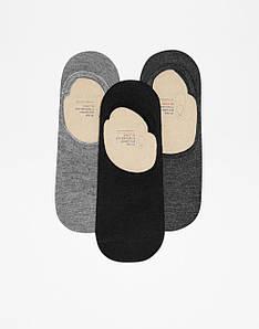 Набор подследок - Pull and Bear 2.0  (Шкарпетки підслідки)