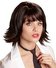 Черный парик (каре)