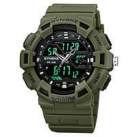 Мужские спортивные часы SYNOKE, фото 1