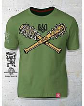 PEKLO.TOYS футболка Бейсбол Olive