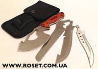 Универсальный нож Егерь 4 в 1, фото 1