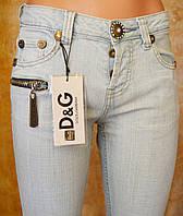 Женские джинсы D&G345