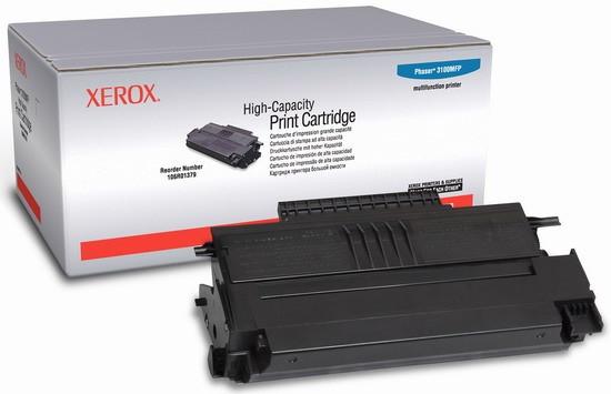 Заправка картриджа Xerox 3100