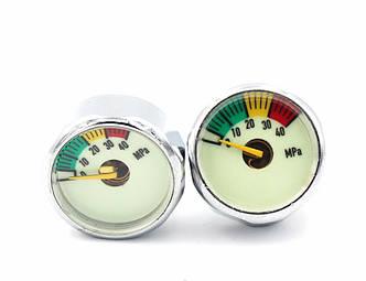 Манометр высокого давления 400 кгс/см2