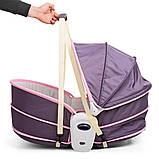 Кресло-качалка кроватка 3в1 6033, фото 5