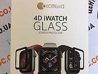 Защитное стекло 4D COTEetCI для Apple Watch 40 mm