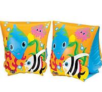 Надувные нарукавники Intex 58652 (23Х15 см.) на детей 3-6 лет IKD /08-0, фото 1
