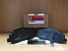 Тормозные колодки передние на Renault Master III 410601061R (Motrio) - 8660004551
