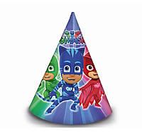 Колпачок праздничный  Герои в масках