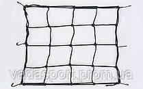 Багажная сетка Паук M-4536 (резинка, р-р 40см х 40см)