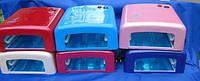 УФ Лампа 818 36W с таймером (разные цвета) Распродажа