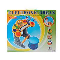 Пианино-синтезатор детское со стульчиком и микрофоном арт. BB52B