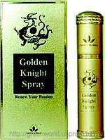 Спрей для интимной гигиены - Золотой рыцарь (мужской )