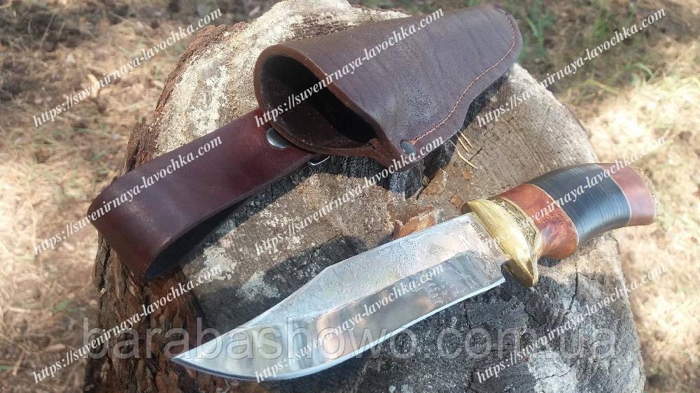 Нож охотничий Волкодав Спутник подарочный