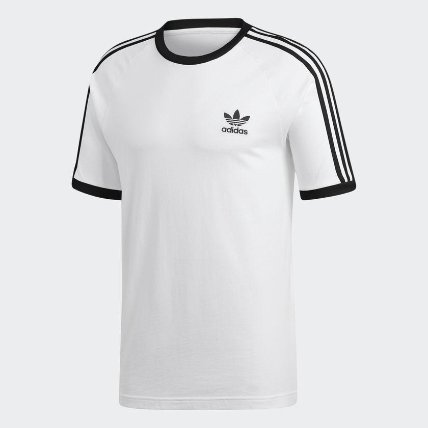 4be72f470f63fb Купить Мужская футболка Adidas Originals 3-Stripes (Артикул: CW1203 ...