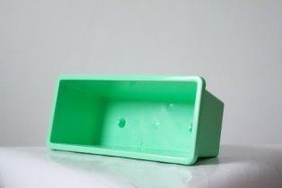 Балконный ящик 60 см 8 литра Мятного Цвета