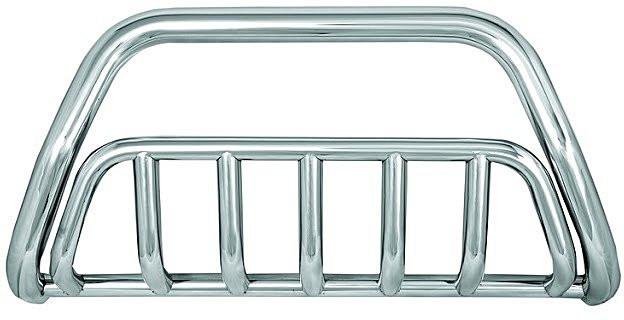 Защита переднего бампера (кенгурятник) Opel Movano 1998-2010