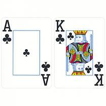 Пластикові гральні карти | Copag WSOP Black, фото 3