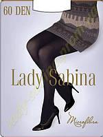«Lady Sabina» 60 Den Microfibra 3 Бежевая, фото 1