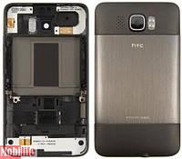 Корпус для HTC T8585 Touch HD2 серый