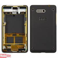 Корпус для HTC T5555 HD Mini черный