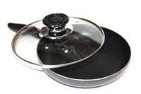 Сковорода алюминиевая с антипригарным покрытием  CR 2001