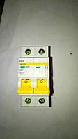 Автоматический выключатель ВА47-29М 2P 25А 4,5кА х-ка C