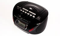 Радиоприемник бумбокс GOLON RX-627Q, бумбокс колонка mp3 usb радио, радиоприемник, радио-бумбокс, фото 1