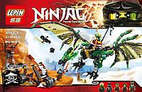 Конструктор NINJA 06036, конструктор детский, набор для детей, игра , фото 1