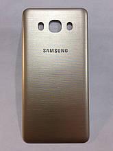 Задняя крышка Samsung J5 J510 2016 Gold