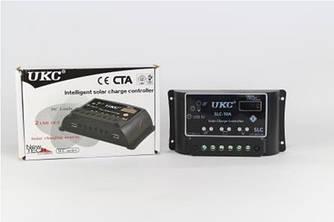 Солнечный контроллер Solar controler 20A для солнечных панелей установок