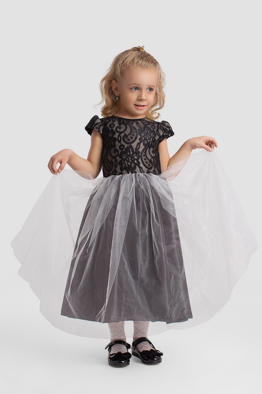 Платье LiLove 2-141 116 черный