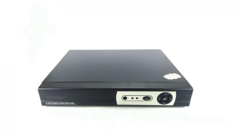 Домашний видеорегистратор база на 4 камеры DVR 6104V с возможностью удаленного доступа