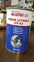 Смазка для подшипников 0.85КГ литиева LT43 Польша