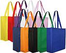 Брендированные сумки с логотипом от 100 шт., фото 6