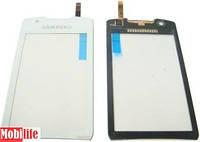 Сенсорное стекло (тачскрин) для Samsung S5260 Star 2 Белый