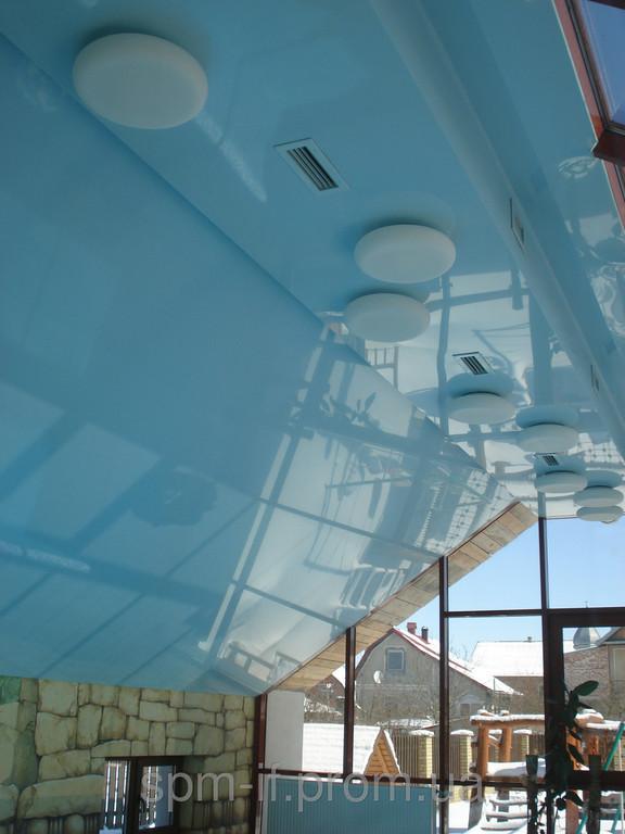 Вентиляція басейну в м.Івано-Франківськ