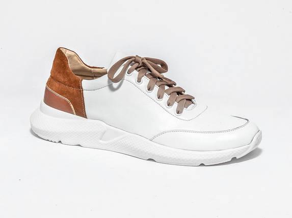 Кроссовки NikSan 3002 кожаные, фото 2