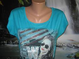 Стильная женская футболка, фото 3